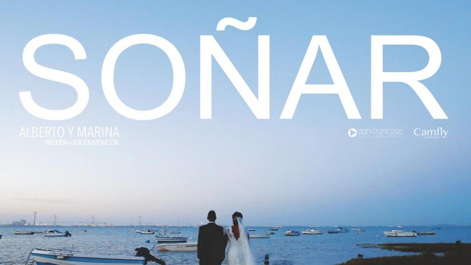 video-de-boda-velero-cadiz-camfly-castillo-sancti-petri-novojet-alberto-marina-vimeo